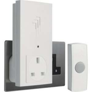 30m Plug Through Wireless Doorbell Kit £7.99 @ Argos
