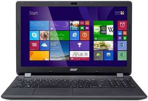 Acer Aspire E5-521 15.6 Inch AMD A6 1.8GHz 6GB 1TB Laptop, refurbished with 1 year warranty. £159.99 from Argos on Ebay using a code.