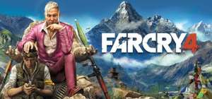 Far Cry 4 - Steam Summer Sale - £22.49
