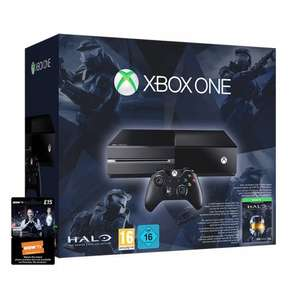 Xbox One Halo Master Chief Bundle + Now TV Movie 2 Month pass - courier delivered £239.99 @ Shopto Ebay