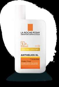 Free 3ml Anthelios sun cream from La Roche Posay