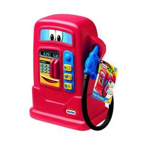 Little Tikes Cozy Coupe Petrol Pump £24 using code @ Ebay / Argos Outlet