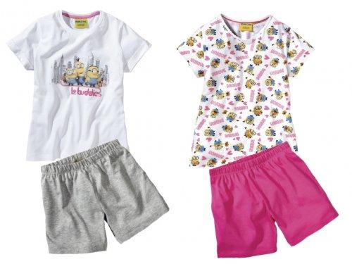 Kids' Minions Pyjamas £3.99 @ lidl from 22 jun