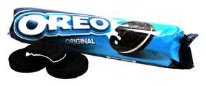 Oreo Cookies - Original (154g) 54p @ Morrisons In Store and Online