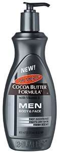 Palmer's Cocoa Butter Formula Men's Lotion Body & Face 400ml £1.99 @ Home Bargains