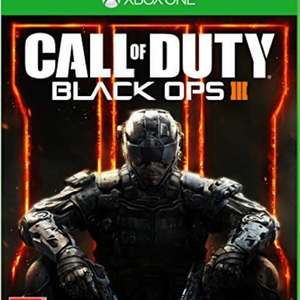 Call of duty: black ops III £44.99 (pre-order) with *free delivery @ Amazon ! Xbox one