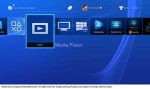 PS4 Media Player (Finally) Free @ PSN (Updates Today)