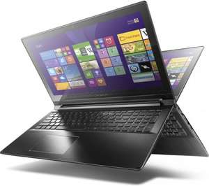 Lenovo Flex 2 15 Pro version (Lenovo Edge 15) - Full HD touchscreen laptop, i5-5200u processor, 8gb Ram, Nvidia 840m graphics + 2 in 1 mode - £499.99 delivered from PC World