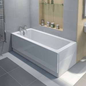 Kensington bath 1700x700 £79 from Victoria Plumb