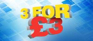 3 Gaming Subscription Magazines for £3.00 @ My Favourite Magazines