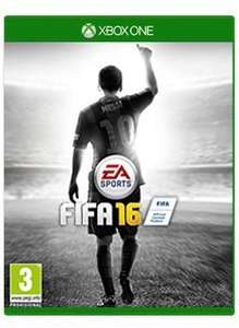 Fifa 16 Xbox One, £37.85 @ Simplygames