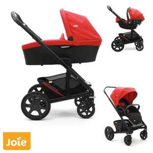 Joie 3 in 1 Travel System £299.99 @ Mothercare