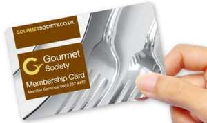 1 year Gourmet Society (like tastecard) with £3.99 membership bolt on with purchase of NUS extra card