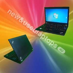 Windows 7 Pro Lenovo X220 2nd Gen i5 4GB RAM 160GB SSD 1 Year Warranty @ ebay / newandusedlaptops4u £163.33 Grade 2 Refurb