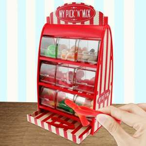 Pic'n'Mix stall with sweets - Was £16.99 now £4.99 (Click & Collect) @ Menkind