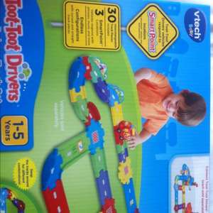 Toot toot drivers deluxe track set £8.65 @ Sainsbury's