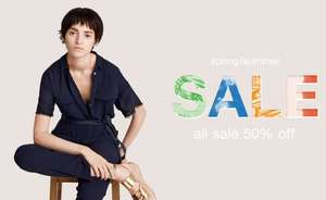 Whistles up to 50% off sale