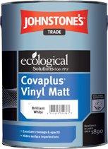 Johnstones Cova Plus  white vinyl emulsion 3 x 10 litres  Tubs £72