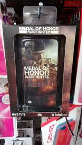Medal of Honor - Warfighter - mobile cover - Iphone 5 £1 @ Poundland