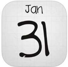 Calendoodle for iOS - The Pen and Ink Whiteboard Calendar
