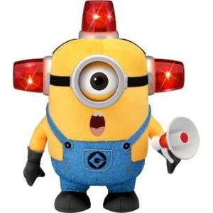 Despicable Me Bee-Do Fireman Minion £22.49 @ Argos