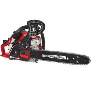 EINHELL GH-PC 1535 TC ERGONOMIC 41CC / 2HP PETROL CHAINSAW 35CM BAR £82.32 @ BIG RED TOOLBOX