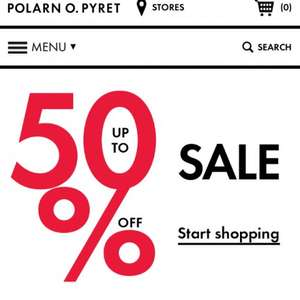 Polarn o.pyret 50% SALE + FREE Delivery