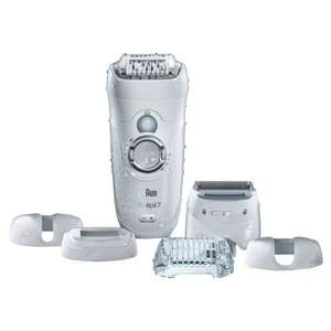 Braun Silk Epil 7 7-561 Epilator £49.99 with voucher @ Amazon