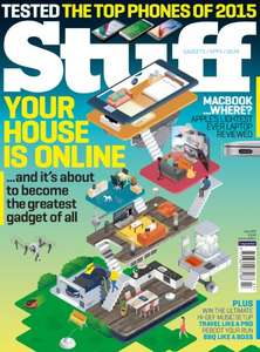 Free Copy of the Stuff Magazine