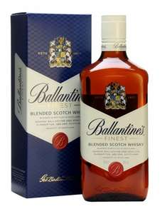Ballantines Finest Whisky 70cl, was £20 now only £15.00 at Sainsburys (both instore & online): Save £5.00