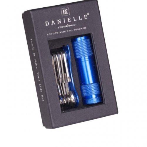 Danielle LED torch and bike tool gift set £5.08 @ Housing Units C&C