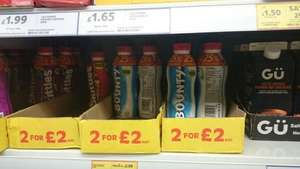 Bounty Milkshake 2 for £2 and 25% extra free! IN-STORE at Tesco