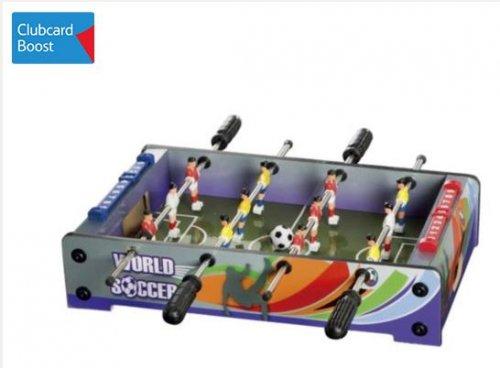 Mini Football Table @ Tesco direct (click & collect)