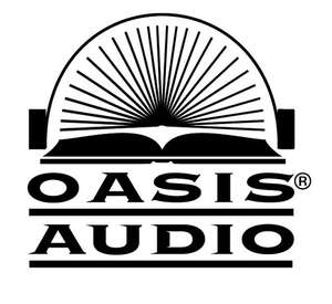 FREE audiobook download with Oasis Audio - use code