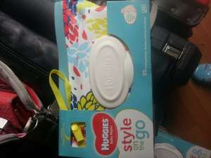 huggies clutch and clean 75p at asda