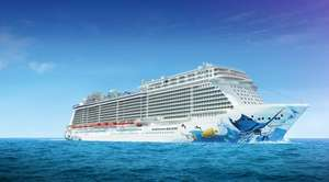 Maiden Voyage to Miami & FREE Orlando Stay - Norwegian Cruise Line - 29th October 2015 - 2 Adults £699.00 pp