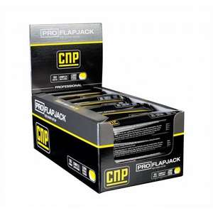 CNP Pro Flapjacks Short dated £13.00 delivered @ CNP