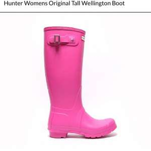 Hunter tall Wellington boots £39.99 + £3.95 del - £43.94 @ Footasylum
