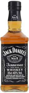 Jack Daniel's Tennessee Whiskey 35cl £10 @ morrisons