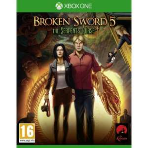 Broken Sword 5: The Serpents Curse (Xbox One/PS4) £14.99 Delivered @ Grainger Games (Pre Order)