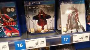 Amazing Spider-Man 2 PS4 New £15 @ Asda instore