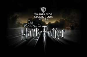 Warner Bros. Studio Tour London - The Making of Harry Potter £50 @ viator