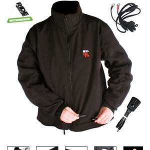 Keis X25 motorcycle heated sleeved jacket £130 @ Sports Bike Shop