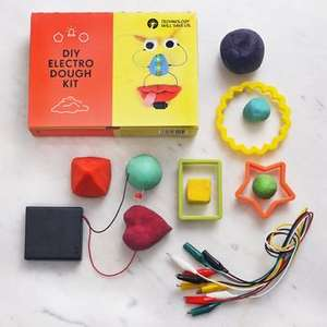 DIY Electro Dough Kit @ NotOnTheHighStreet £15 + £3.75 del (£18.75)