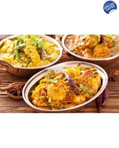 Falkirk Restaurant Offer - Haris Indian Restaurant £20 @ Central FM