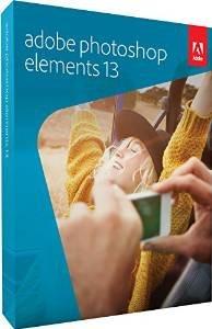 Photoshop Elements 13 PC/Mac £39.99 @ Amazon