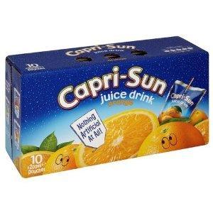 10 x Capri-Sun - Orange, apple, tropical £1.99 @ Lidl