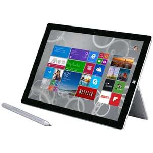Microsoft Surface Pro 3 i3 £514.99 @ expansys +3% cashback from Quidco
