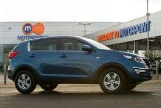 Kia Sportage from £14999 @ motorpoint