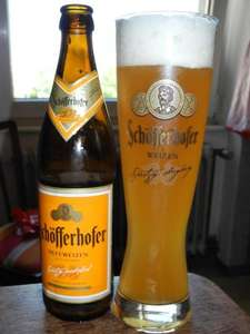 Schöfferhofer Wheat Beer £1.29 @ ALDI